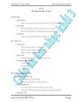 Giáo Án Âm Nhạc Lớp 3 - Tiết 8