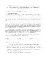 CƠ SỞ LÝ LUẬN CHUNG VỀ LỢI NHUẬN VÀ SỰ CẦN THIẾT PHẢI PHẤN ĐẤU TĂNG LỢI NHUẬN CỦA DOANH NGHIỆP SẢN XUẤT TRONG NỀN KINH TẾ THỊ TRƯỜNG