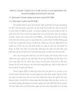 NHỮNG VẤN ĐỀ CƠ BẢN VỀ CƠ CHẾ QUẢN LÝ TÀI CHÍNH ĐỐI VỚI DOANH NGHIỆP NGOÀI QUỐC DOANH