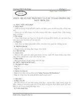 Bài soạn Giáo án 6 tiết 16