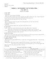 Tiết 31 - bài 31. Cá chép (thi GVG H.anduong)