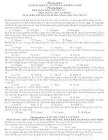 10 PP giải bài tập Hóa học nhanh nhất