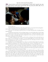 Bài giảng Bức thư làm rơi lệ bao nhiêu thầy cô và học sinh