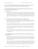 XÂY DỰNG MÔ HÌNH THỊ TRƯỜNG CHỨNG KHOÁN PHI TẬP TRUNG Ở VIỆT NAM VÀ CÁC NHÓM GIẢI PHÁP HỖ TRỢ PHÁT TRIỂN