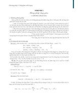 [PP Giải toán Hóa học]Tang giam khoi luong