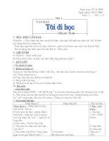 Bài giảng Giáo án Ngữ văn 8 trọn bộ( 3 cột )