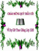 Tài liệu Dang cong san Viet nam