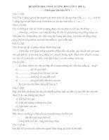 Bài giảng Đề thi HSG lop 3 có dap an (TV & Toán)