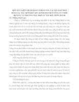 MỘT SỐ Ý KIẾN NHẰM HOÀN THIỆNCÔNG TÁC KẾ TOÁN BÁN HÀNG VÀ  XÁC ĐỊNH KẾT QUẢ KINH DOANH Ở CÔNG TY TNHH DỊCH VỤ VÀ THƯƠNG MẠI  ĐIỆN TỬ TIN HỌC ĐỒNG HÀNH