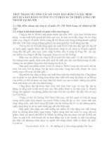 THỰC TRẠNG VỀ CÔNG TÁC KẾ TOÁN  BÁN HÀNG VÀ XÁC ĐỊNH KẾT QỦA BÁN HÀNG Ở CÔNG TY CỔ PHẦN SX TM THIÊN LONG CHI NHÁNH TẠI HÀ NỘI