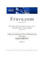 Fravo Cisco 640-811 v1.0