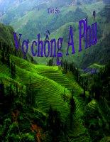 Bài soạn VO CHONG A PHU 123
