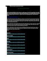 Bài giảng Các thủ thuật download trên internet