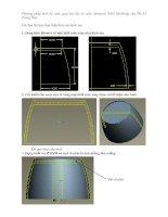 Phương pháp thiết kế cánh quạt