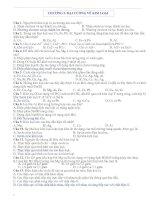 Bài tập trắc nghiệm kim loại hk2 12