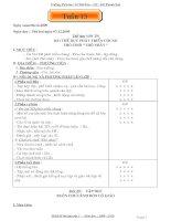 Bài giảng TUẦN 15 CKTK