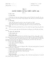 Bài giảng bai 4 Gioi thieu sung TLAK