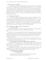 Bài soạn Vai trò của giáo viên trong việc dạy tiếng Anh cấp tiểu học