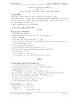 Bài soạn Giáo án  Lớp 2 (Tuần 22)