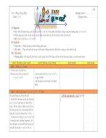 Bài giảng Tiết 51-Chương 4-ĐS 9