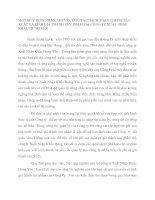 MỘT SỐ Ý KIẾN NHẬN XÉT VỀ CÔNG TÁC HẠCH TOÁN CHI PHÍ SẢN XUẤT VÀ TÍNH GIÁ THÀNH SẢN PHẨM TẠI CÔNG TY XUẤT NHẬP KHẨU HƯNG YÊN