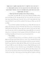 NHẬN XÉT VÀ KIẾN NGHỊ VỀ CÔNG TÁC KẾ TOÁN BÁN HÀNG VÀ XÁC ĐỊNH KẾT QUẢ BÁN HÀNG TẠI CỬA HÀNG XĂNG DẦU MAI DỊCH TRỰC THUỘC CÔNG TY CỔ PHẦN SẢN XUẤT DỊCH VỤ XUẤT NHẬP KHẨU TỪ LIÊM
