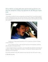 Phương pháp luận nghiên cứu khoa học_thiết kế, xây dựng phần mềm cảnh báo buồn ngủ khi lái xe ôtô chạy trên smartphone sử dụng công nghệ theo dõi mắt thông qua camera trước