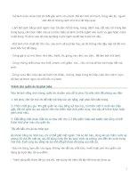 Bài giảng MẸO TẨY CÁC VẾT BẨN TRÊN QUẦN ÁO