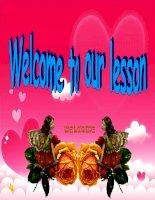 Lesson 4 - Dialogue - English 11