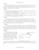 Bài tập vật lý 8 nâng cao P2