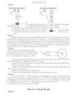 Bài tập vật lý 8 nâng cao P3