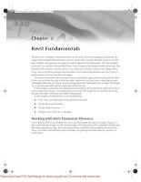 Mastering Revit Architecture 2008_ Part 3