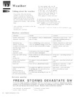 English Collocations in Use Intermediate_Weather