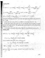 Cẩm nang ôn luyện thi Đại học môn Vật lý (tập 1) - nguyễn anh vinh part2