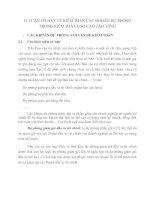 LÍ LUẬN CƠ BẢN VỀ KIỂM TOÁN CÁC KHOẢN DỰ PHÒNG TRONG KIỂM TOÁN BÁO CÁO TÀI CHÍNH
