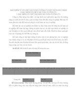 ĐẶC ĐIỂM VỀ TỔ CHỨC KẾ TOÁN Ở CÔNG TY XÂY DỰNG BƯU ĐIỆN