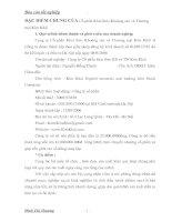 ĐẶC ĐIỂM CHUNG CỦA Cổ phần Khai thỏc Khoỏng sản và Thương mại Kim Khải