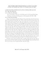 MỘT SỐ BIỆN PHÁP NHẰM ĐẢM BẢO VÀ NÂNG CAO CHẤT LƯỢNG SẢN PHẨM TẠI CÔNG TY CỔ PHẦN MAY LÊ TRỰC