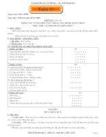 Bài giảng TUẦN 12 CKTKN