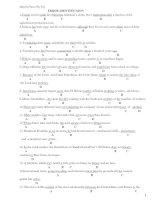 Bài soạn mistake corection 12