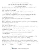 Bài soạn kl tác dụng với dd muối 2