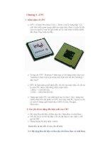 Chương 4 : CPU