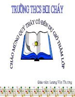 Bài soạn Bài 15 Chỉnh sửa văn bản