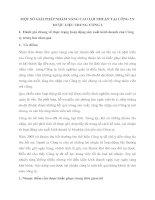MỘT SỐ GIẢI PHÁP NHẰM NÂNG CAO LỢI NHUẬN TẠI CÔNG TY DƯỢC LIỆU TRUNG ƯƠNG I