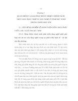 QUAN ĐIỂM VÀ GIẢI PHÁP HOÀN THIỆN chính sách thúc đẩy phát triển làng nghề ở tỉnh Bắc Ninh giai đoạn từ 1997 đến 2003 - Thực trạng, kinh nghiệm và giải pháp.pdf_03