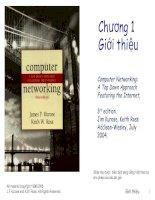 Computer Network - Chương 1