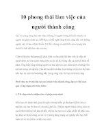 10-phong-thai-lam-viec-cua-nguoi-thanh-cong-13802556908825