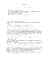 Bài giảng BÀI VIẾT SỐ 5- NGỮ VĂN 8