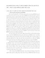 GIẢI PHÁP TĂNG CƯỜNG VÀ HOÀN THIỆN CÔNG TÁC QUẢN LÝ THU - CHI CỦA BẢO HIỂM XÃ HỘI VIỆT NAM