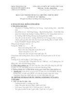 Bài soạn Thành tích của công Đoàn Trường